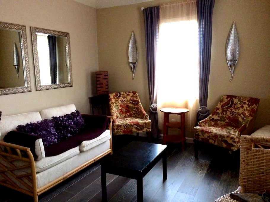 Cozy 450 sq ft home Sonoma Getaway - Santa Rosa - Talo