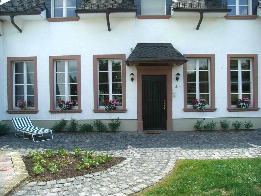 Ferienwohnung im Rosenhof - Üxheim - Pis
