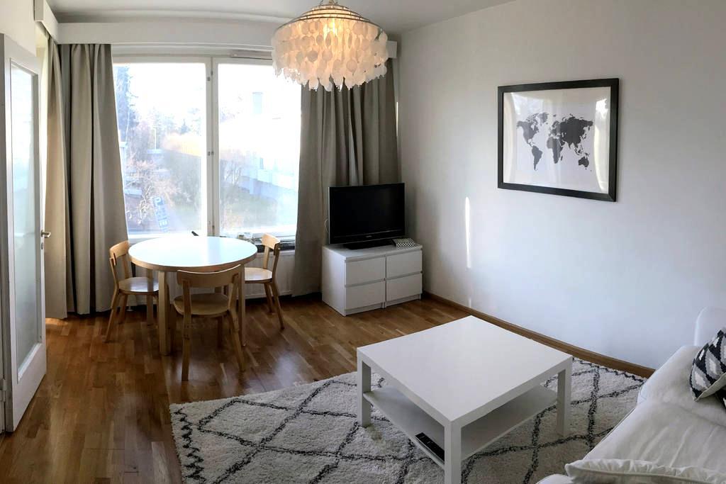 Lovely 1 bedroom apartment - Helsinki - Leilighet