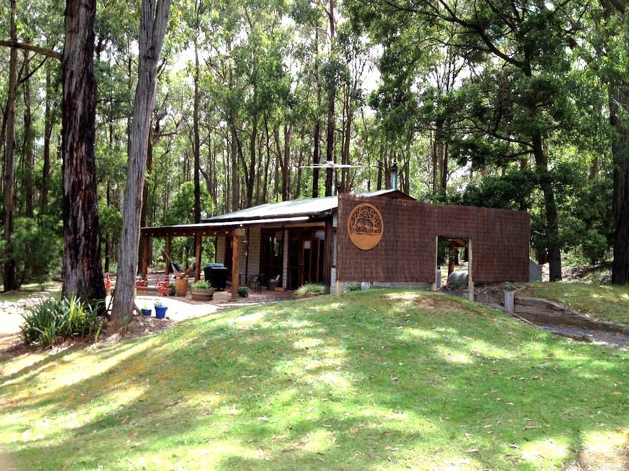 Mt.Riddell Cabin - Healesville - Blockhütte