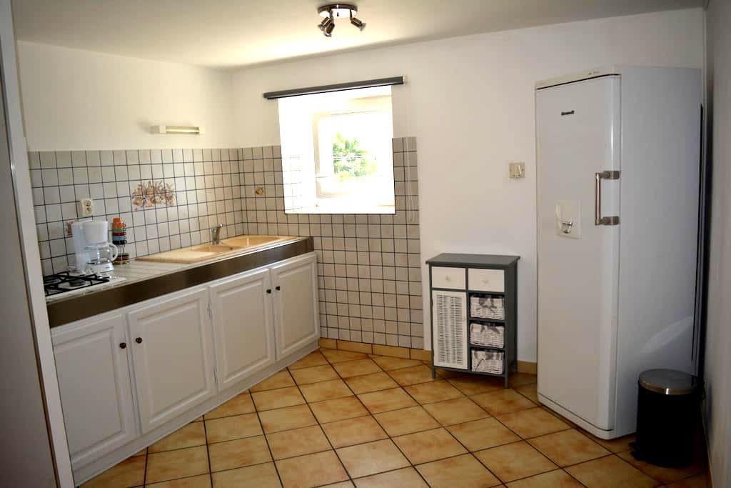 Appartement dans une ferme rénovée - Les Villettes - Apartment