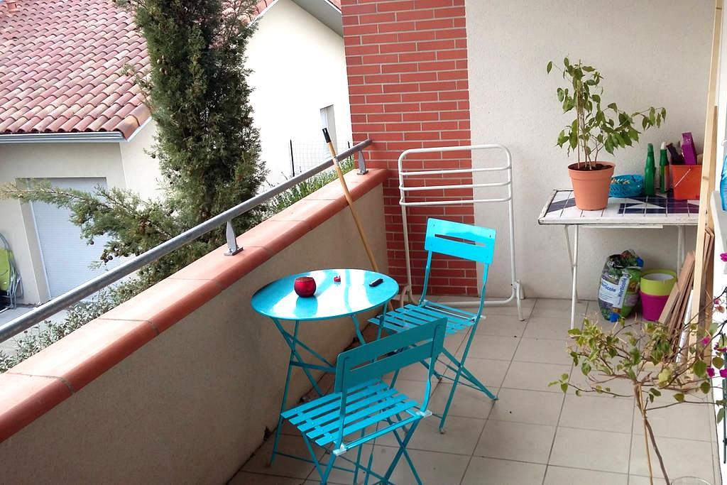 Appartement Saint-Alban, parking - Saint-Alban - Apartment
