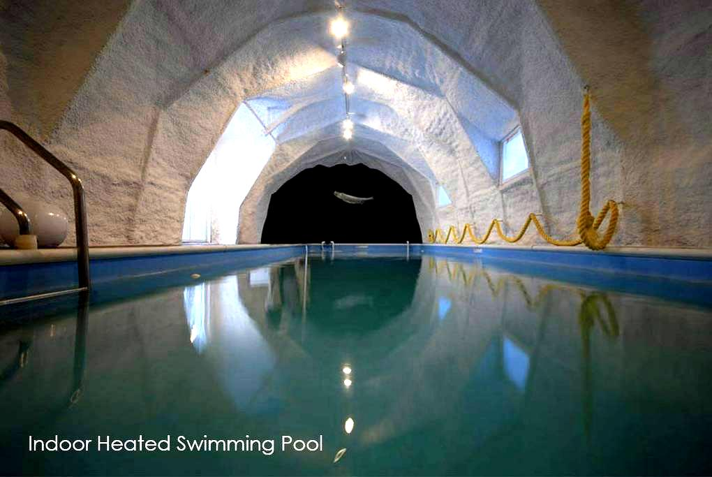 Prana Residence Spa  Indoor Pool - Litchfield - Haus