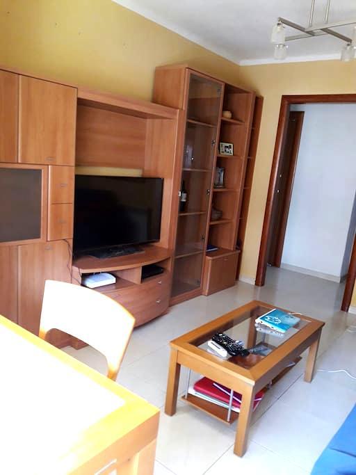 Habitacion Económica  y Céntrica - Madrid - Appartement