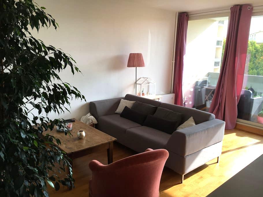 Appartement cosy de 67m² - Angers - Byt