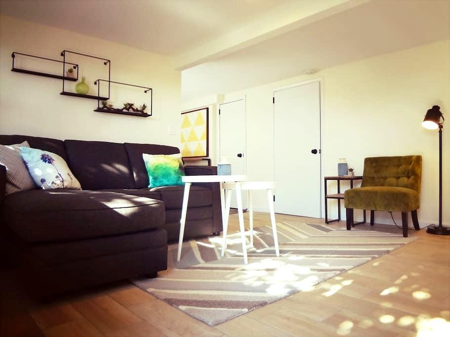 Cozy Hillcrest place newly remodeled in prime spot - San Diego - Apartamento