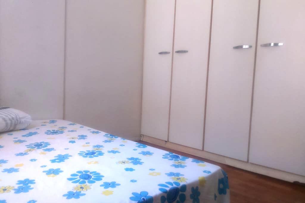 Room for single or couple locate at Barra,Salvador - Salvador - Pis