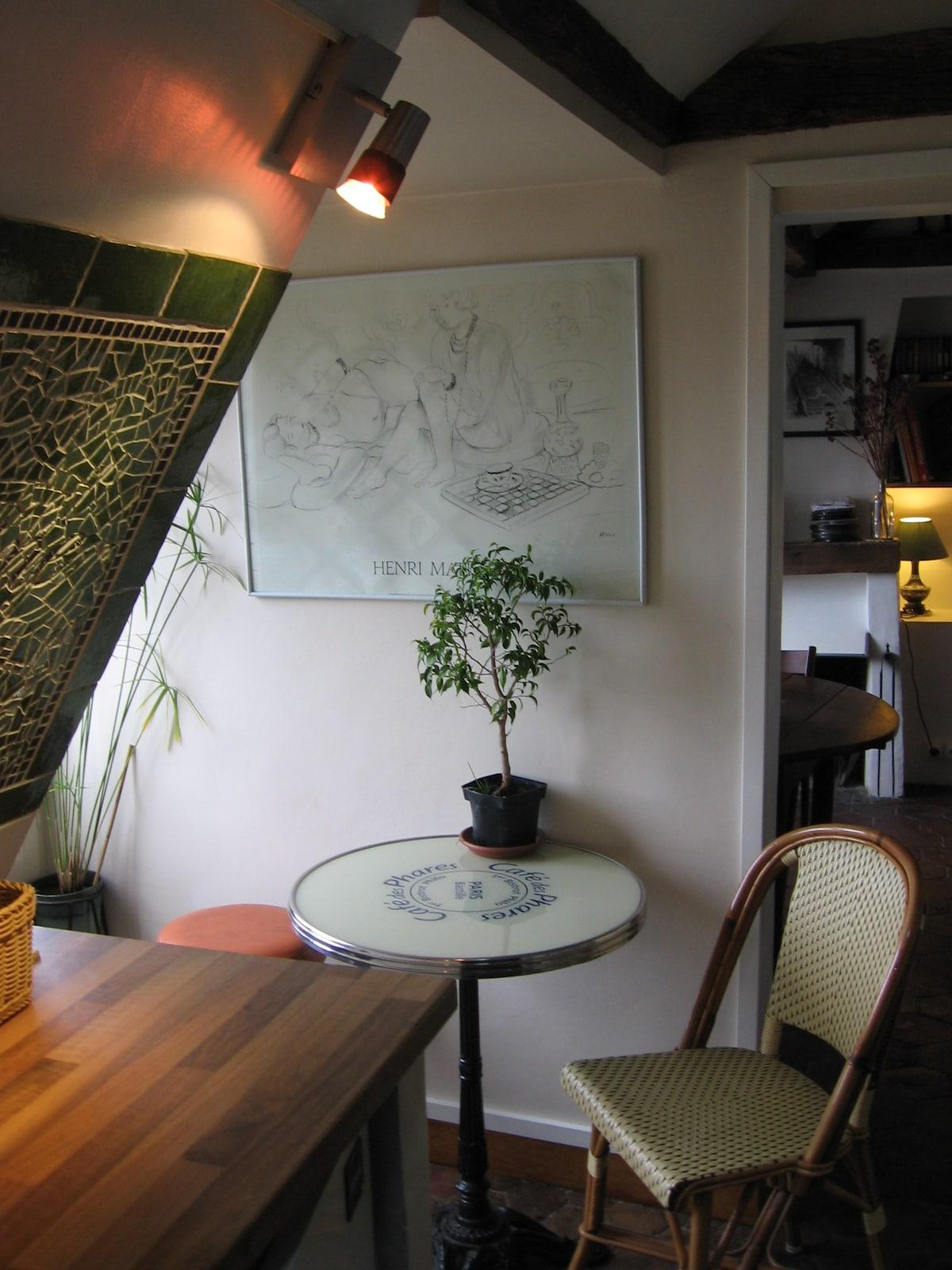 Studio 2 rooms Marais / Notre_Dame