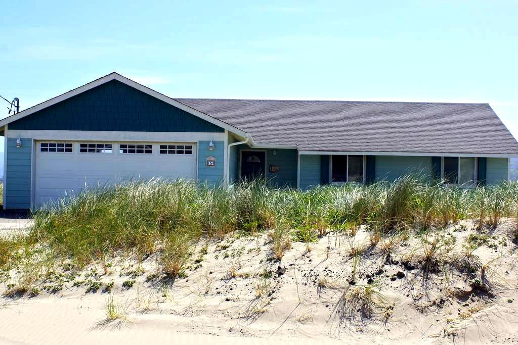 Seal Cottage on Alsea Bay - Waldport - Rumah