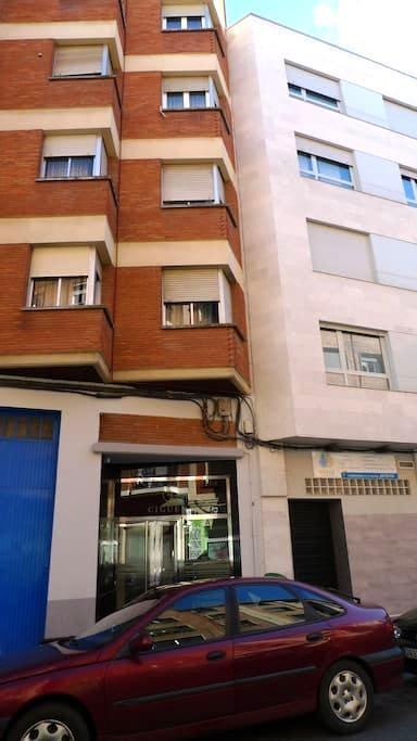 Apartamento en zona centrica - Logroño - 公寓