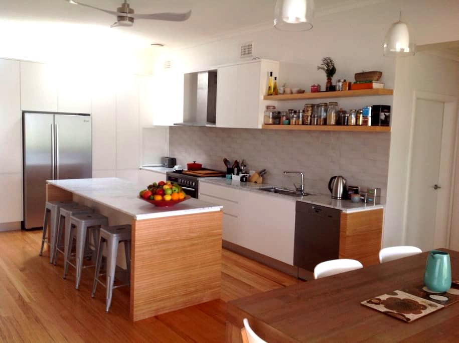 Great family home and garden - Gladesville - Haus