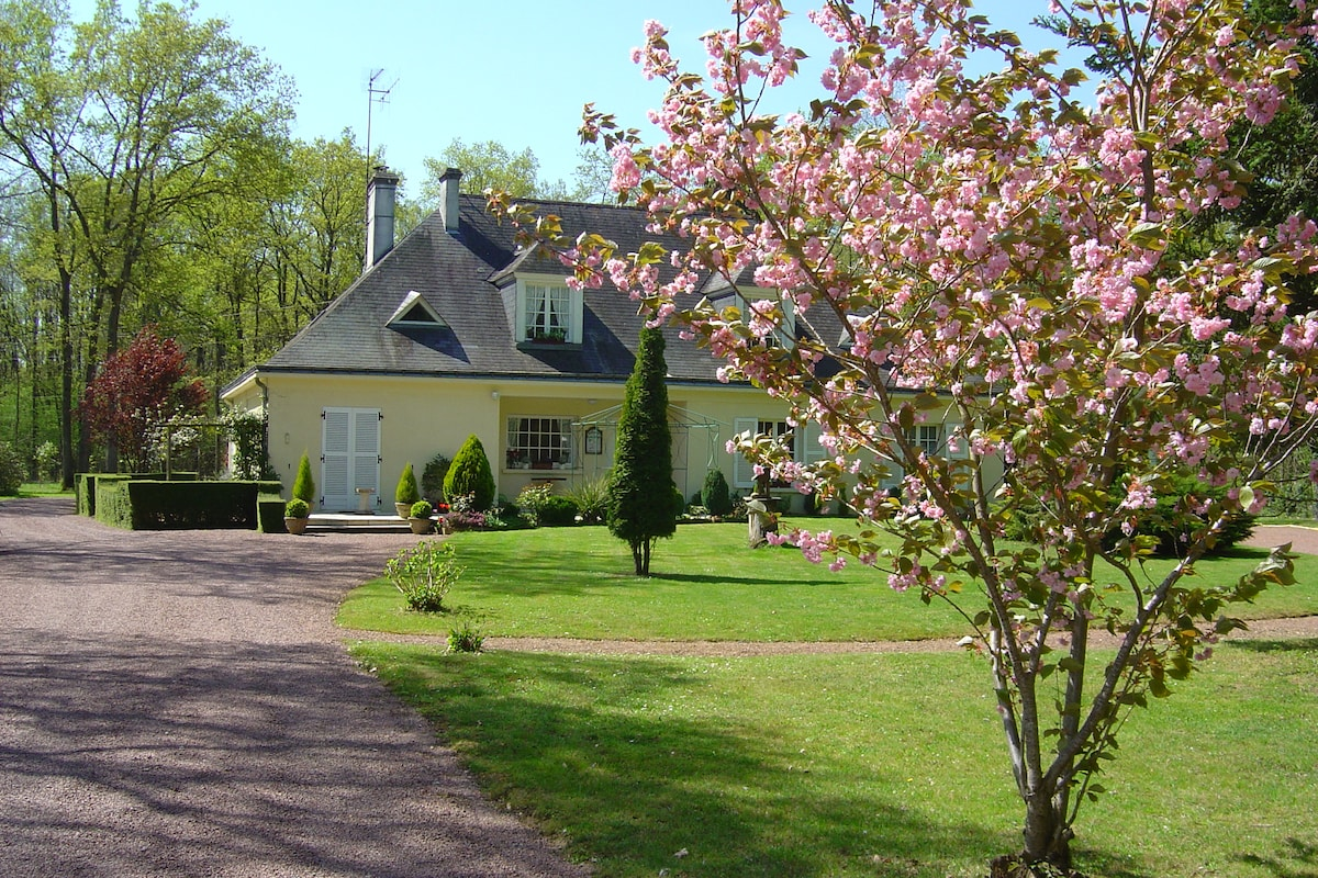 Lovely Loire valley country home