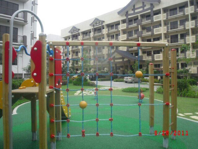 kids will surely enjoy at the playground