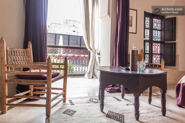 Beautiful Room in Traditional Riad