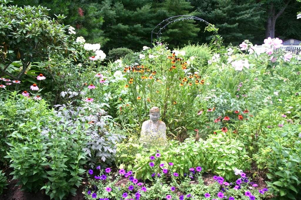 Tranquil Woodland Sanctuary near town center - Guilford