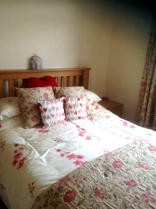 Comfortable homely townhouse - South Molton
