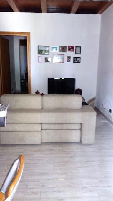 Rilassante appartamento nelle campagne veronesi - Mozzecane - Hus
