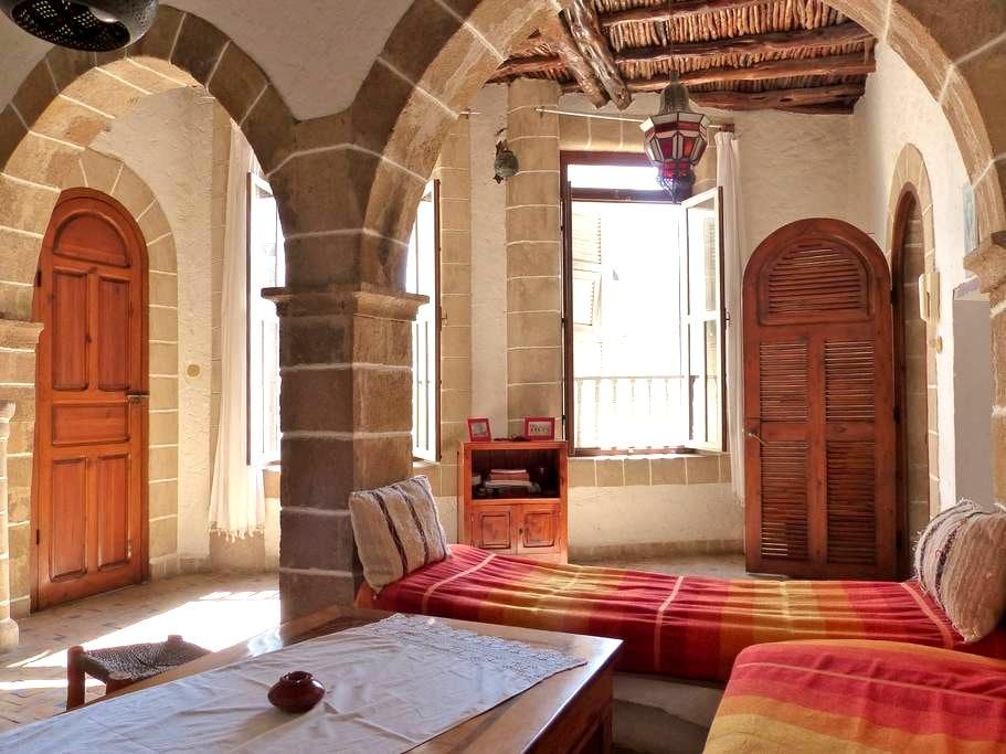 Un Dar privatisé, au coeur de la Medina - Essaouira - Talo