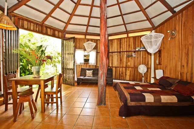Costa Rica Beach Front Cottage