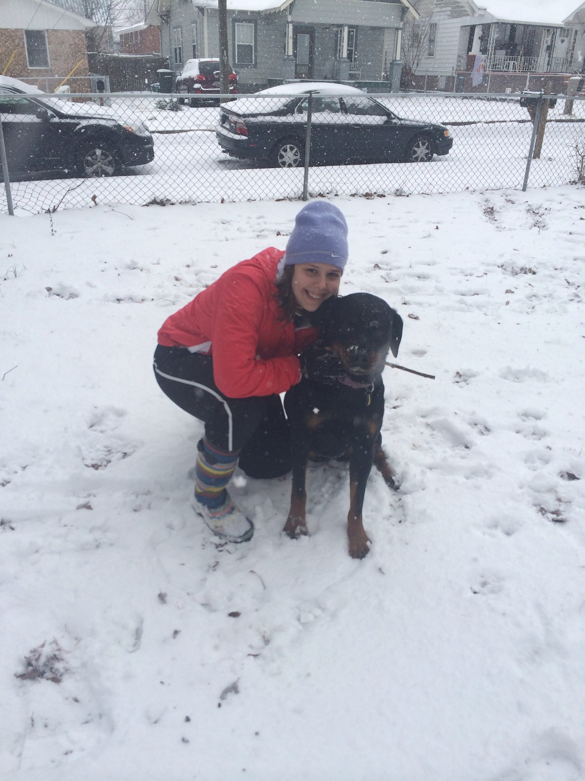 Play day in the snow!