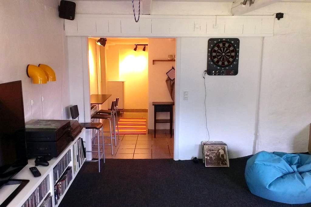 B & B lejlighed Ollerup/Sydfyn - Vester Skerninge - Bed & Breakfast