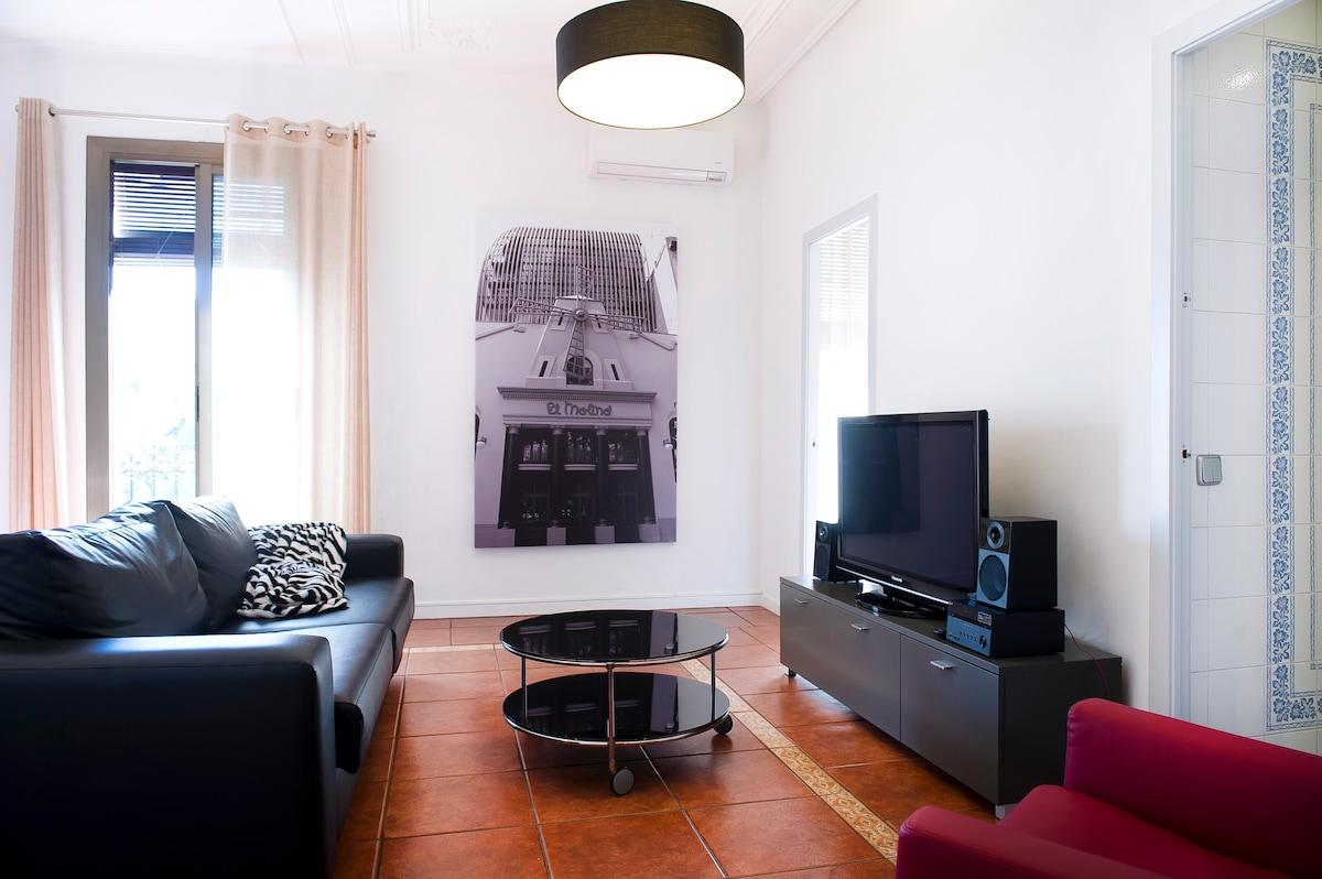 Fantastic design apartment Elmolino