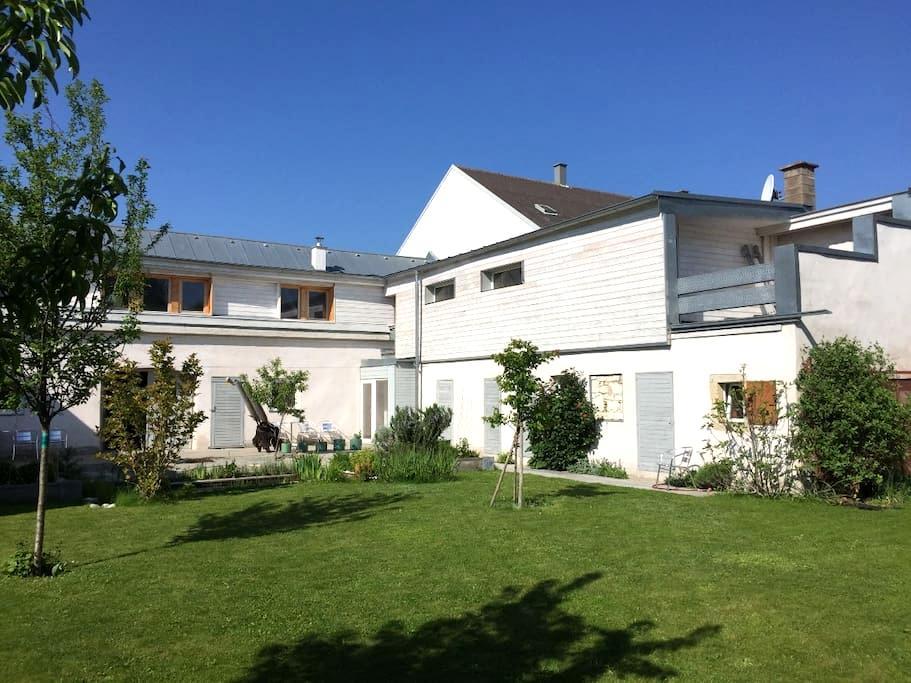Altes Haus - Moderne Kunst ... Wohnung 2 - Pottendorf
