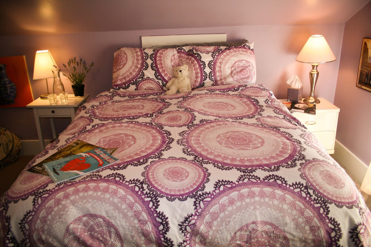 The newest Nashville Scene on the bed for you to plan your trip,