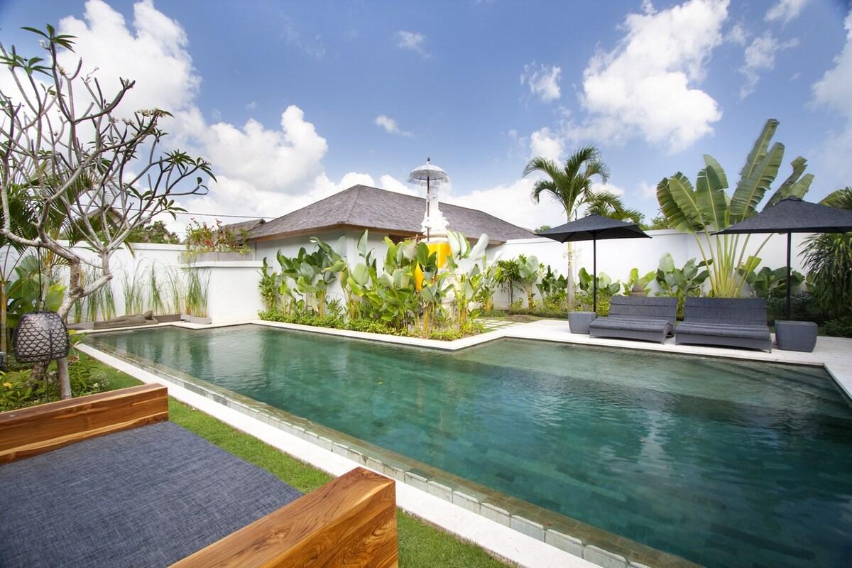 Affordable luxury villa Seminyak