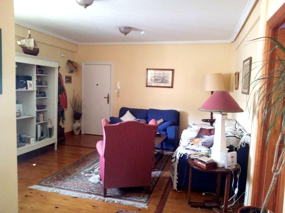 Habitación acogedora con estilo. - Bizkaia - Apartament