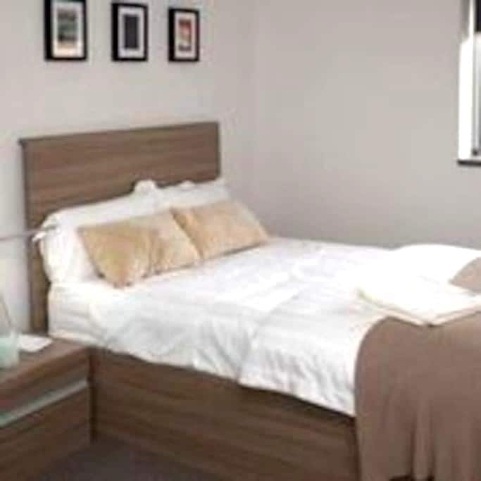 King House 2 - Newcastle - Guest suite