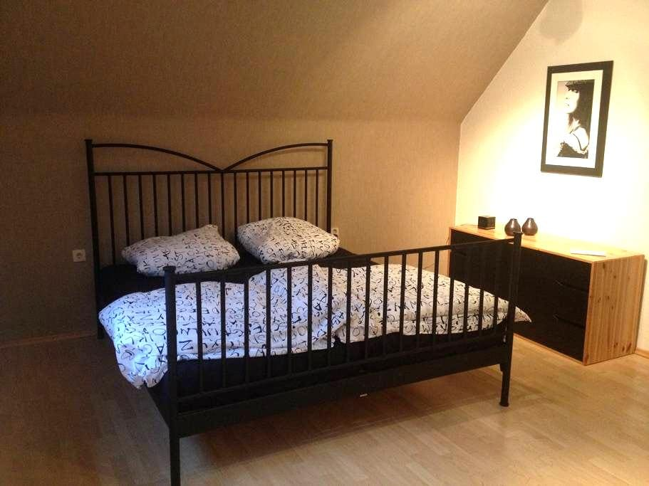 Freistehendes 2 Zimmer Apartment - Wermelskirchen