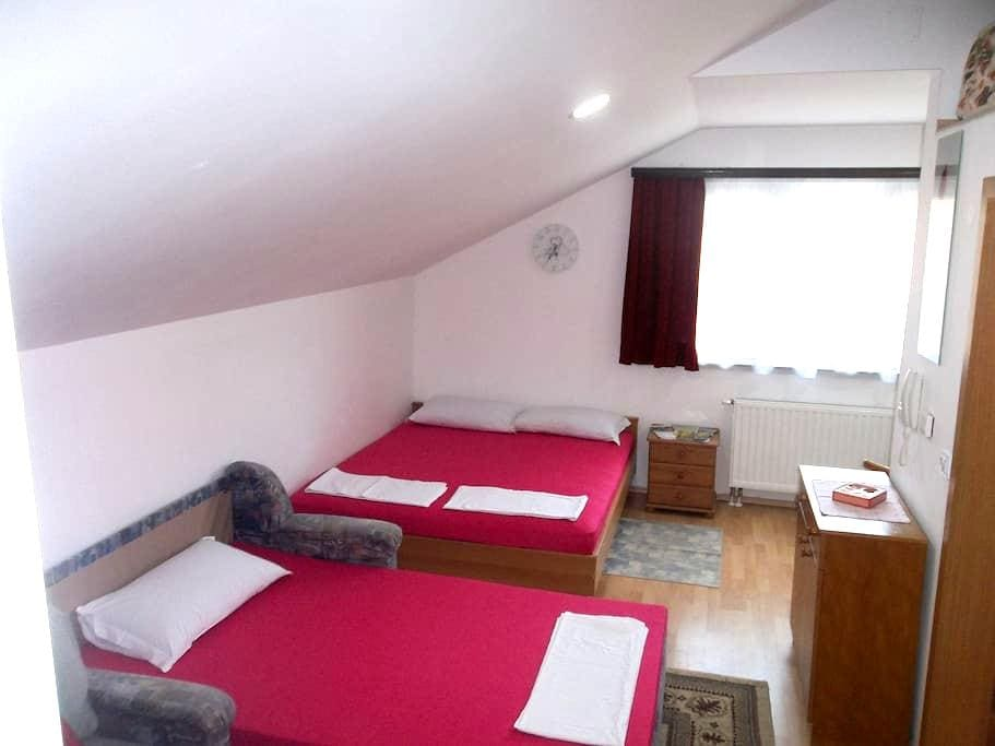 Apartment 4 person Samobor, near Zagreb - Samobor