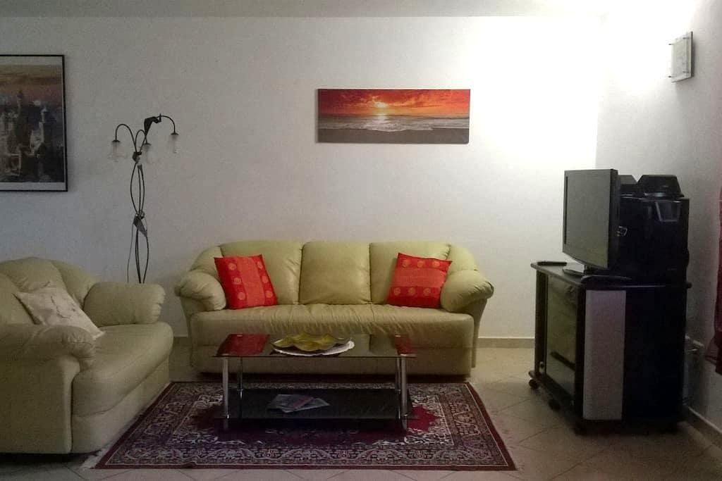 Appartamento tra mare e città - Nurachi  - Lejlighed