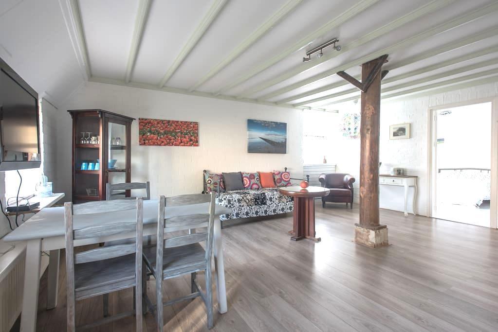 Rust en geborgenheid in de natuur - Hemrik - Apartmen