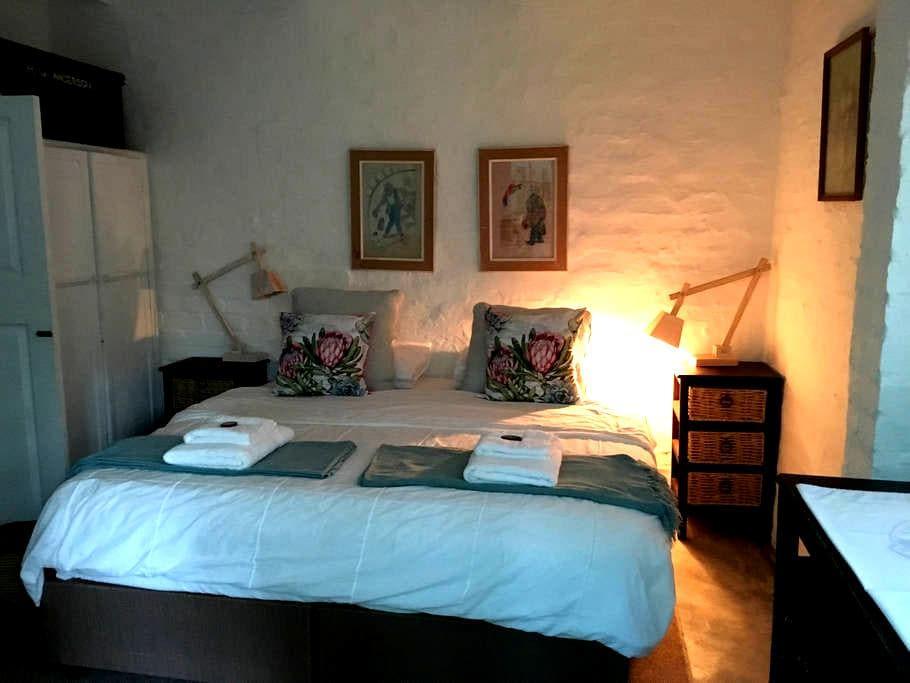 A garden cottage apartment. - Bredasdorp