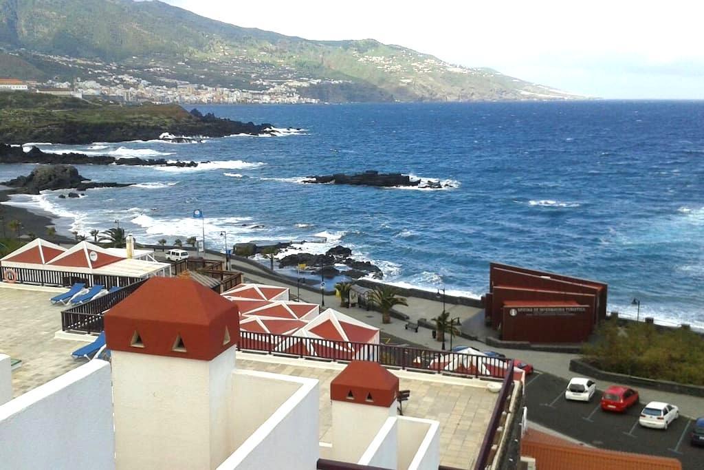 Apartamento con vistas al mar - Breña Baja