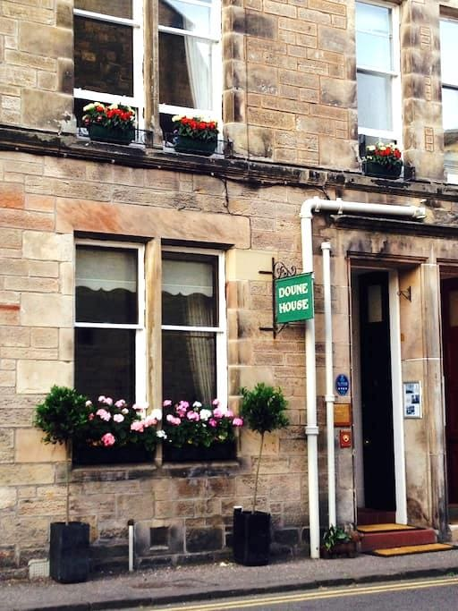 Doune Guest House single room - Saint Andrews - Pensione