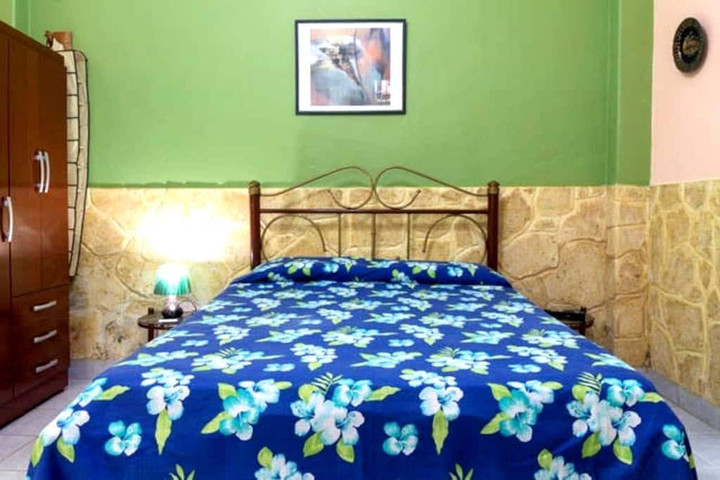 Casa Lupe, Sala privata, accesso al centro. - L'Avana - Bed & Breakfast