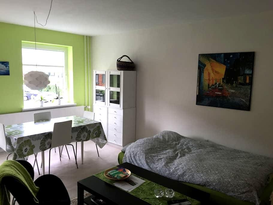 Private room with sleeping couch near the city - Rødovre - Wohnung
