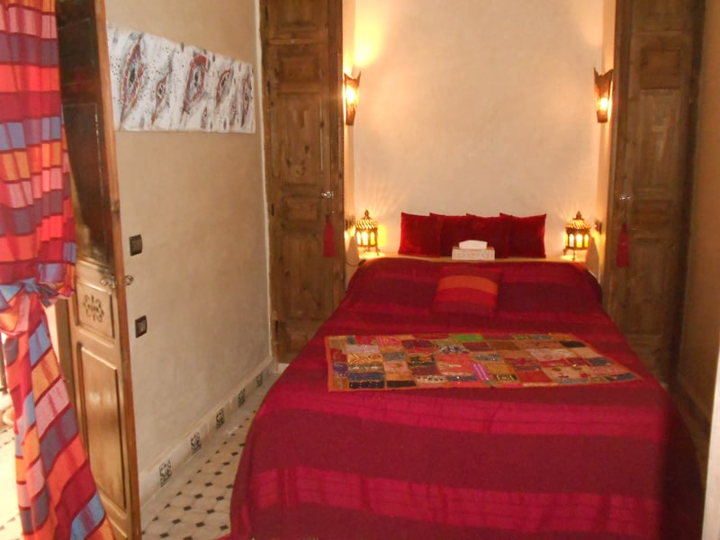 Riad Diva 2 double rooms