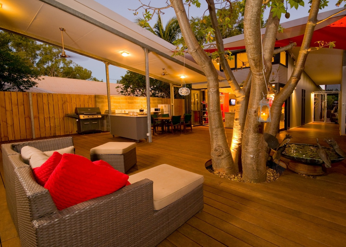 Treehouse Broome