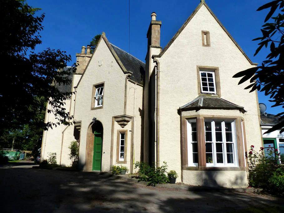 Newmore Mains Farmhouse - Invergordon