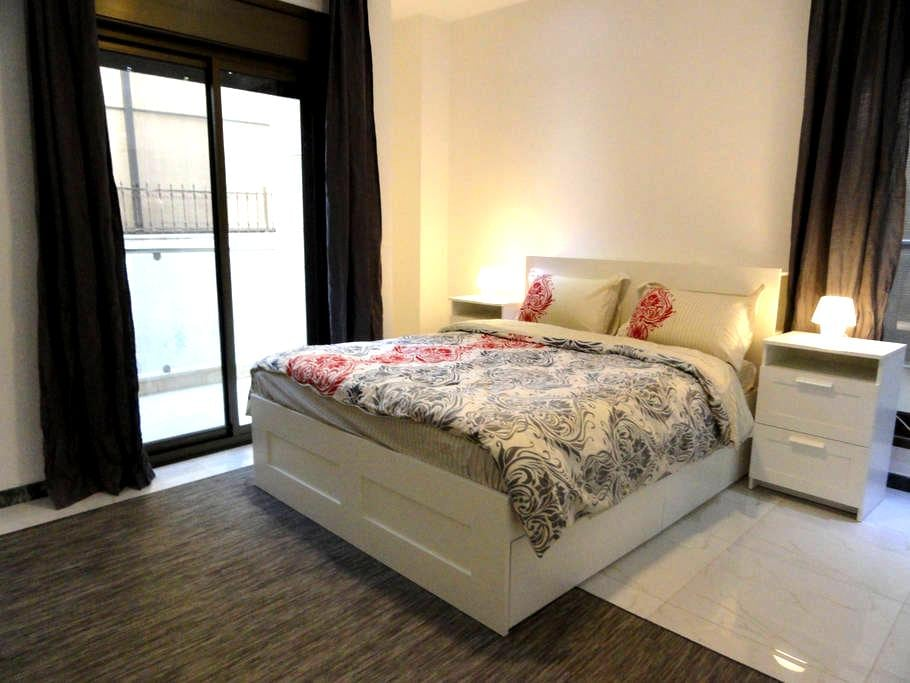 Serene Peaceful Apt with Incredible Amenities - Amman - Apartment