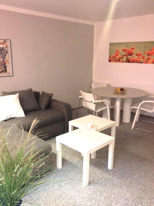 Very nice flat in Waiblingen-south - Waiblingen - Huoneisto