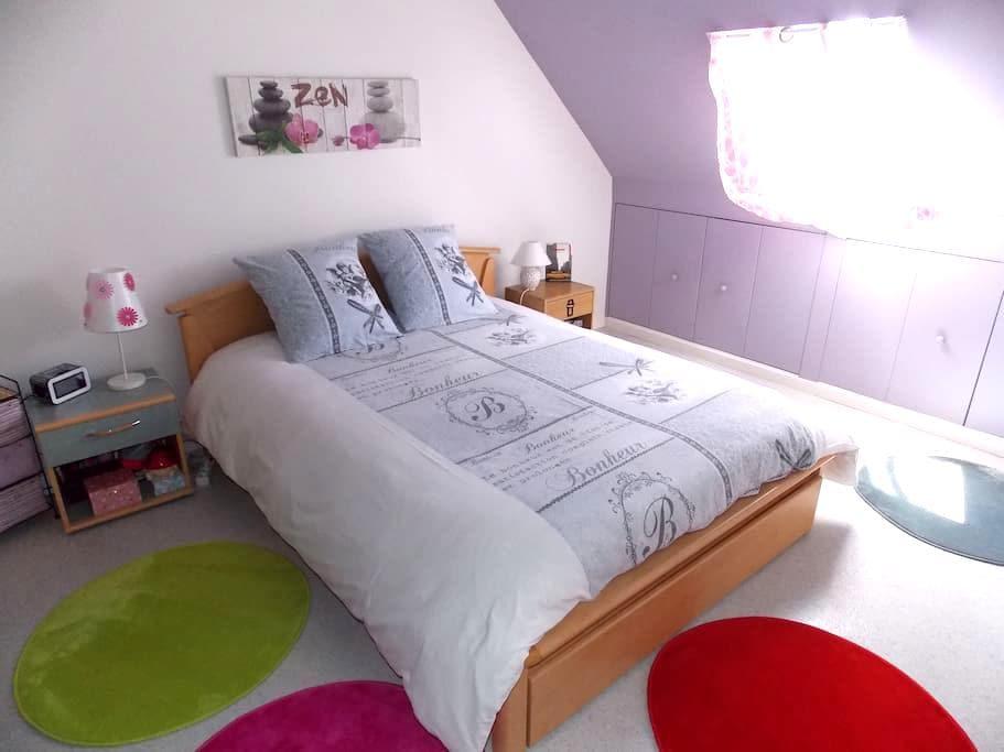 **BED&BREAKFAST près des Châteaux** - Cangey - House