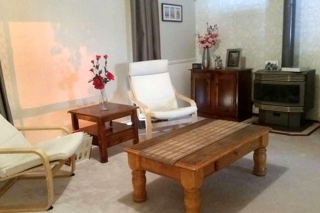 Comfy private  room close to the airport and City - Perth - Hus