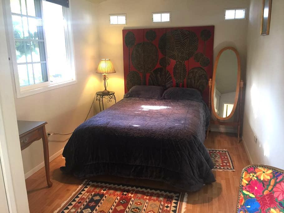 indep. room w/garden & location - Ensenada - 住宿加早餐