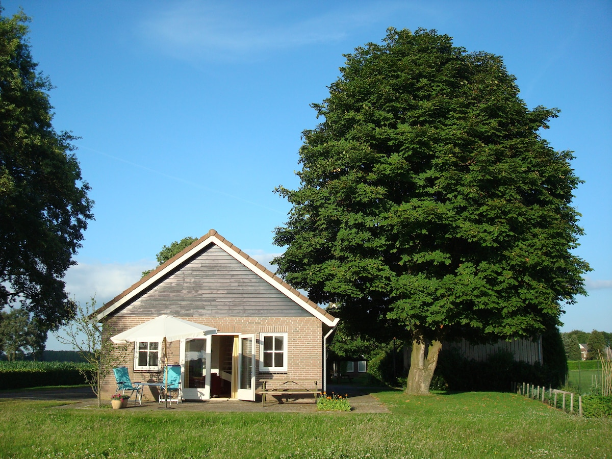 Holiday cottage in the Achterhoek