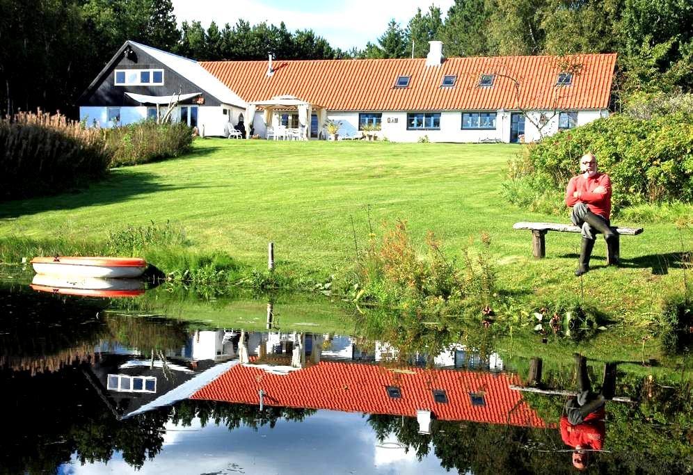 Alt det bedste mellem hav og fjord  - Brovst - Haus